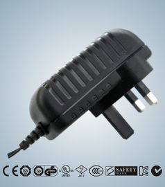 China 24W KSAS024 Series Ktec Switching Power Adapters With Wide Range For General I.T.E Use, Set-top-box supplier