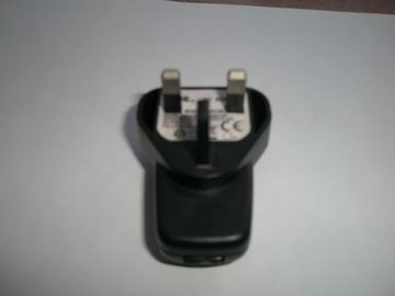 China 5W white / black 2.8V to 12V, 10ma to 1000mA DC Charger Universal USB Power Adapter supplier