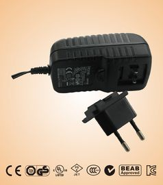 China 2 prong 25W AC, DC USB port Slim switching power adapters for Mobile phone, car laptop supplier