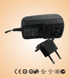 China 36W Portable 47HZ - 50HZ / 60HZ - 63hz AC, DC 2 - PIN switching power adapters supplier