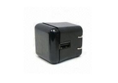 China Black Lightweight Universal USB Power Adapter 5V 10mA - 2.100mA factory